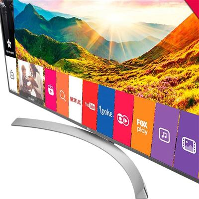 "Smart TV LG 65UJ6545.AWZ 65"" LED Ultra HD 4K WIFI USB"