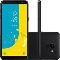 "Smartphone Samsung Galaxy J6 Tela 5,6"" DualChip 32GB 2GB RAM Câm 13MP + Frontal 8MP"