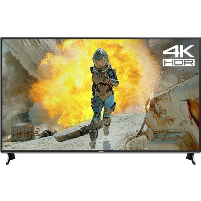 """Tv 55"""" Led Panasonic 4k - Ultra Hd Smart - Tc-55fx600b"""