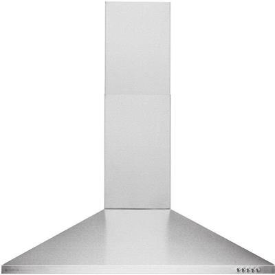 Coifa de Ilha/Parede Cadence Tadizionale CFA290 90cm Inox