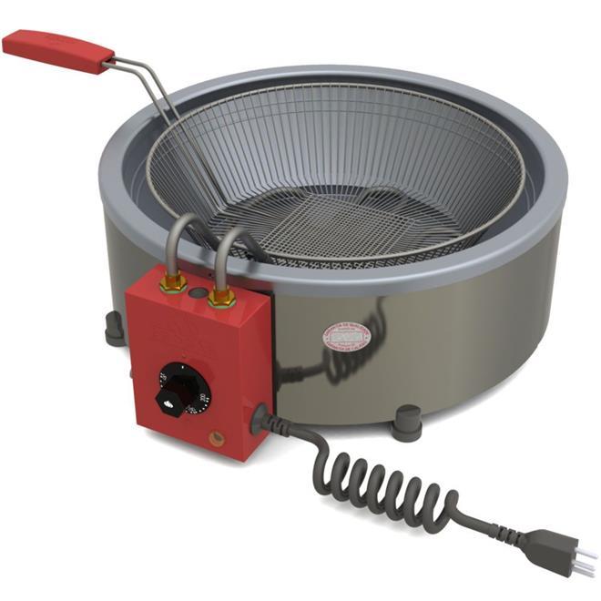 Fritadeira Elétrica Progas PR-70 7 Litros Aço Inox