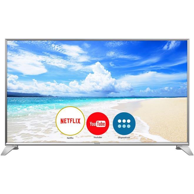 "Smart TV Panasonic 49"" Full HD LED LCD IPS WIFI + Bluetooth"