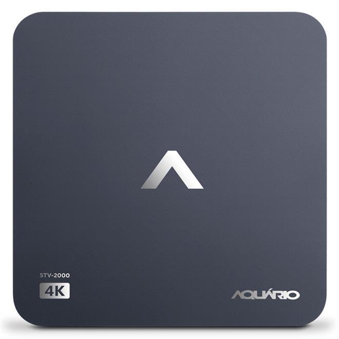 Conversor Smart Box Aquário Android STV-2000 HDMI AV