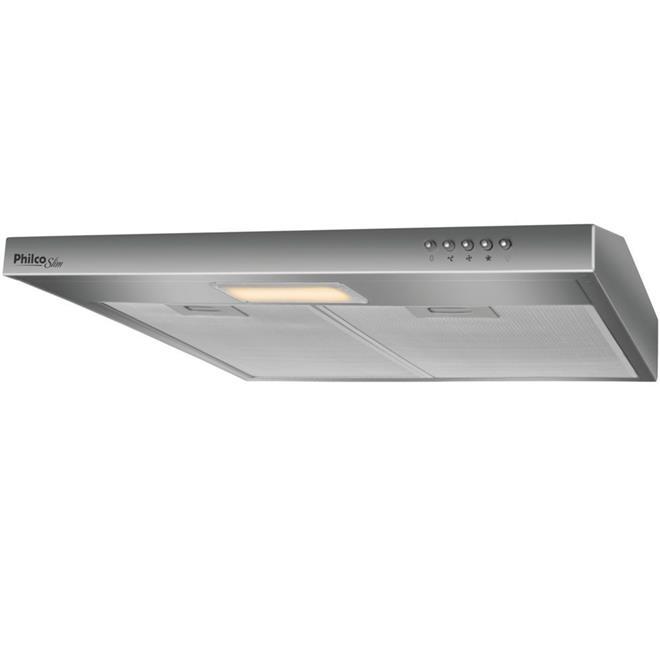 Depurador Philco PDR60I Slim 60cm 3 Velocidades Inox