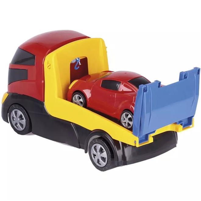 Caminhão Monster Truck Homeplay 2098 com Acessórios