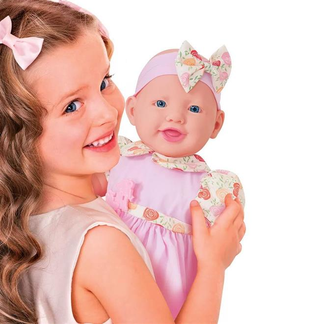 Boneca Ana Clara Super Toys 257 113 Frases