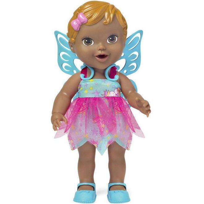 Boneca Fada Super Toys Babys Collection 301