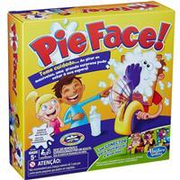 Jogo Pie Face Hasbro E2762 Reação