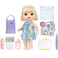 Boneca Hasbro Baby Alive Pequena Artista E0960 com Acessórios