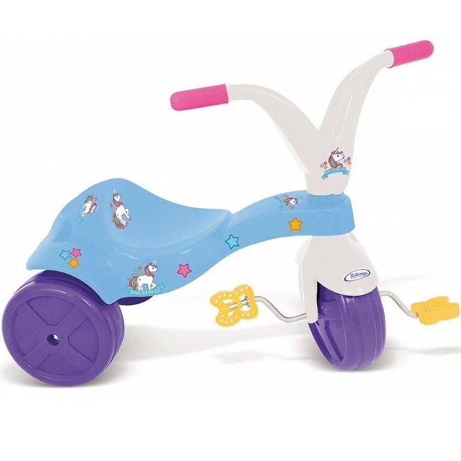 Triciclo Unicórnio Xalingo 0768.7 Adesivos
