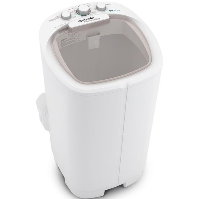 Lavadora de Roupa Mueller Family Aquatec 10kg