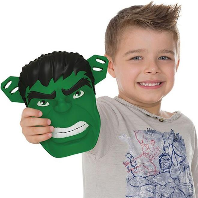 Patinete Bandeirante Hulk 3006