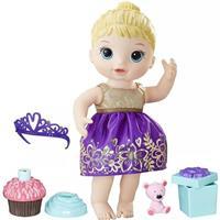 Boneca Hasbro Baby Alive E0596 Festa Surpresa Loira