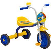 Triciclo Nathor You Boy Amarelo/Azul