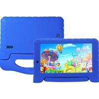 "Tablet Multilaser Kid Pad Plus NB279 Tela 7"" Câm 2MP + Frontal 1.3MP 8GB 512MB RAM Wifi Quadcore"