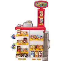 Supermercado MagicToys Market 8048 com 31 Acessórios